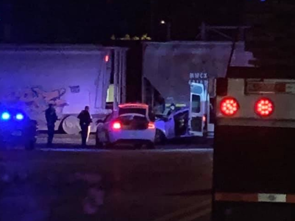 Woman struck by train in Talladega sustains 'serious' injuries