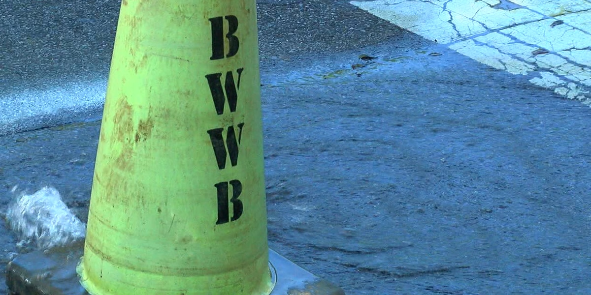 Residents concerned about water leaks on southside