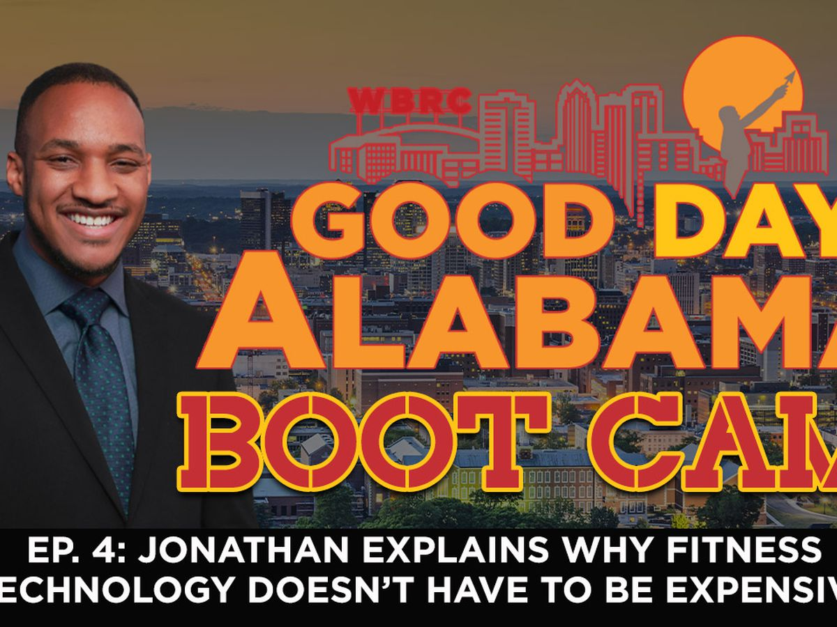 Good Day Boot Camp: Jonathan explains why fitness technology doesn't have to be expensive