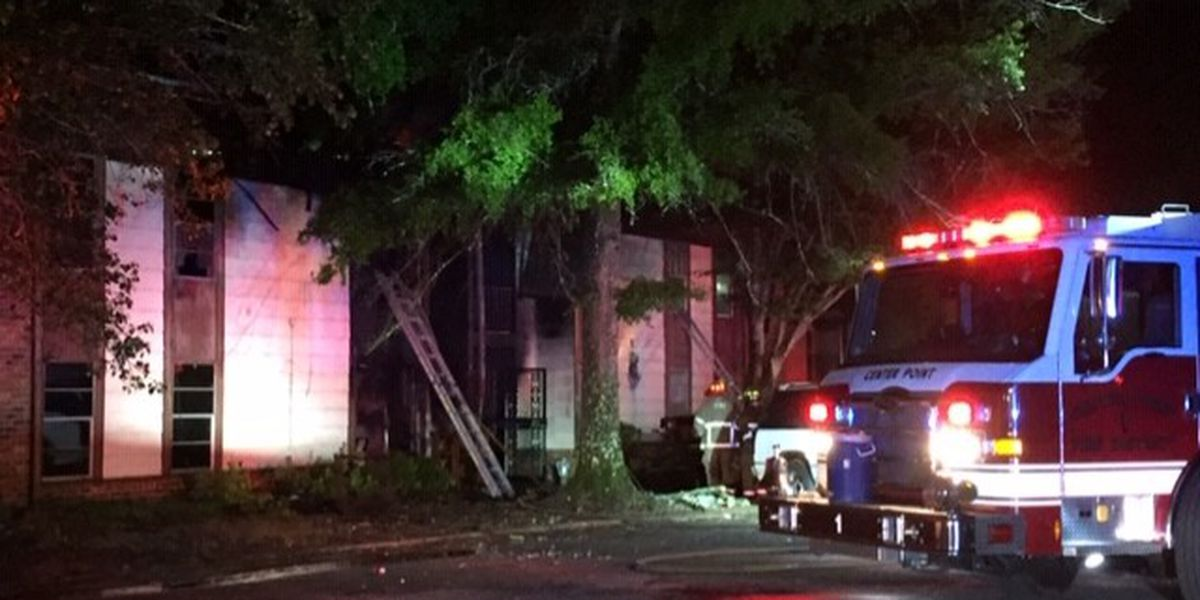 Witness: Man injured saving children from apartment fire in Center Point