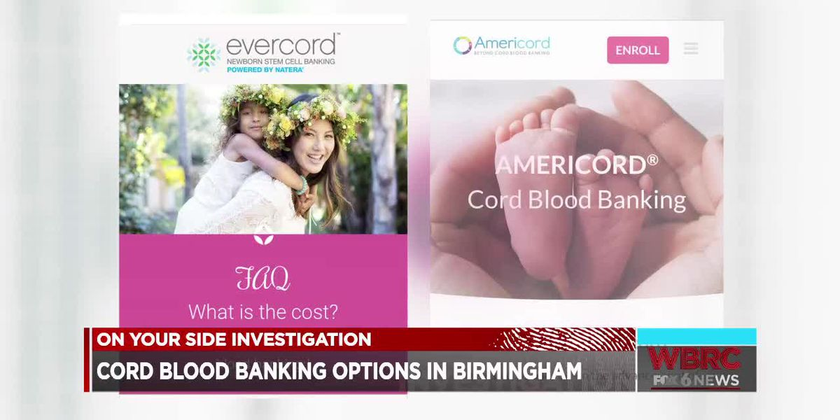 OYSI: Cord blood banking options in B'ham