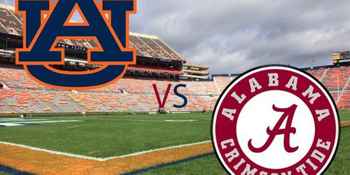 The Iron Bowl is, once again, as good as it gets