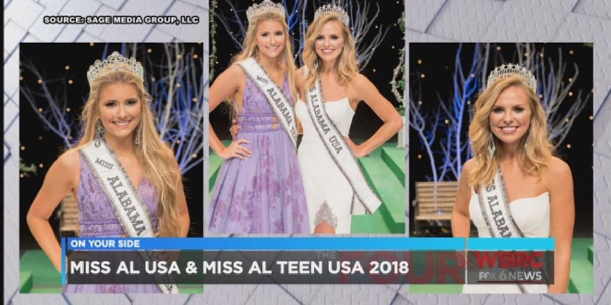 New Miss Alabama USA wants to talk about mental health