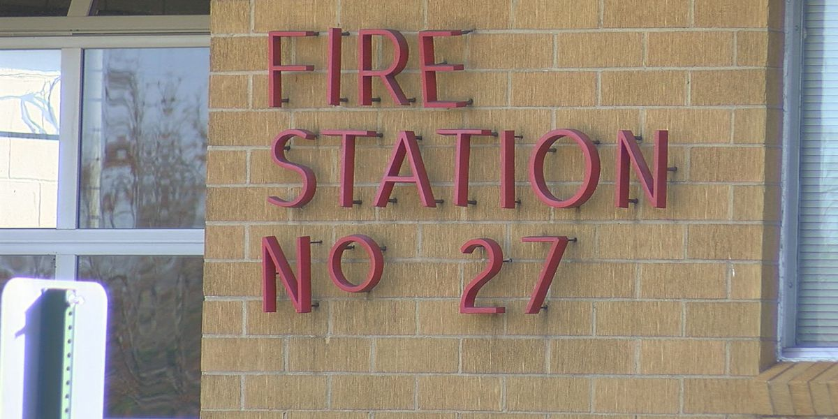 Birmingham firefighter files lawsuit over conditions at Fire Station 27