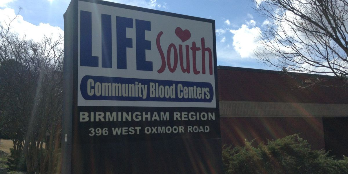 Alabama facing emergency need for blood donations