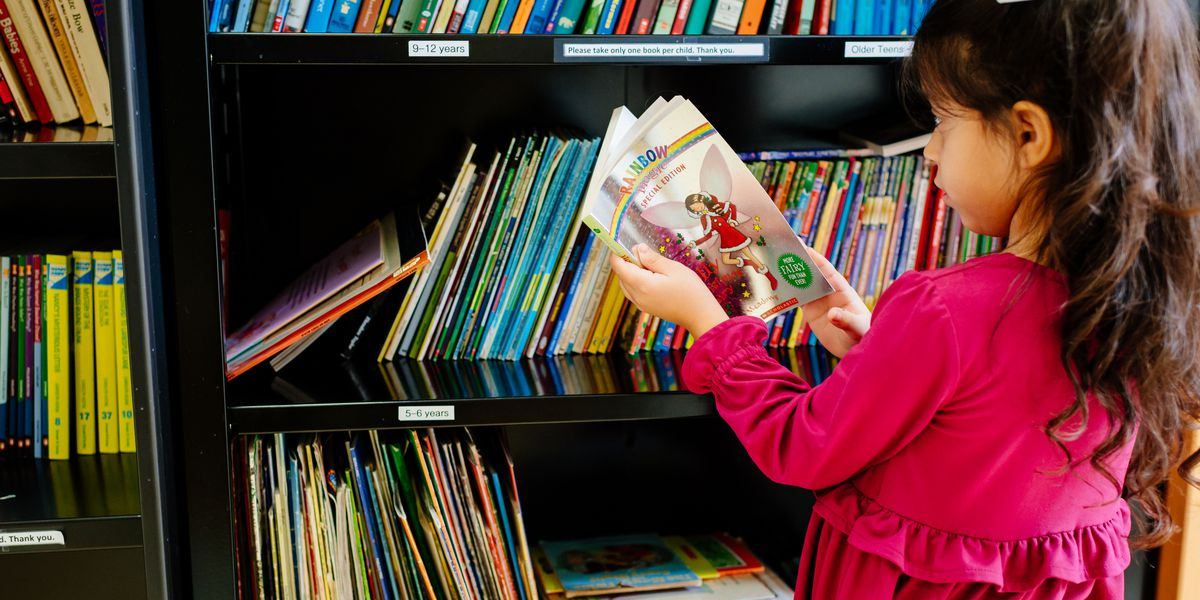 UAB Pediatrics Primary Care Clinic helping to make sure all children have access to books