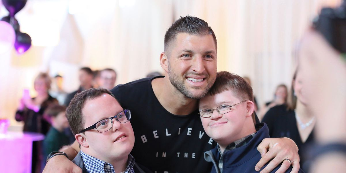 'Night to Shine' with Tim Tebow