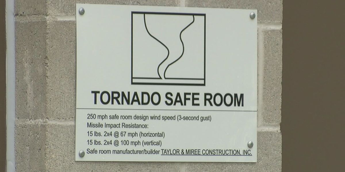 Alabama legislature takes up bill to identify and designate safer places during severe weather