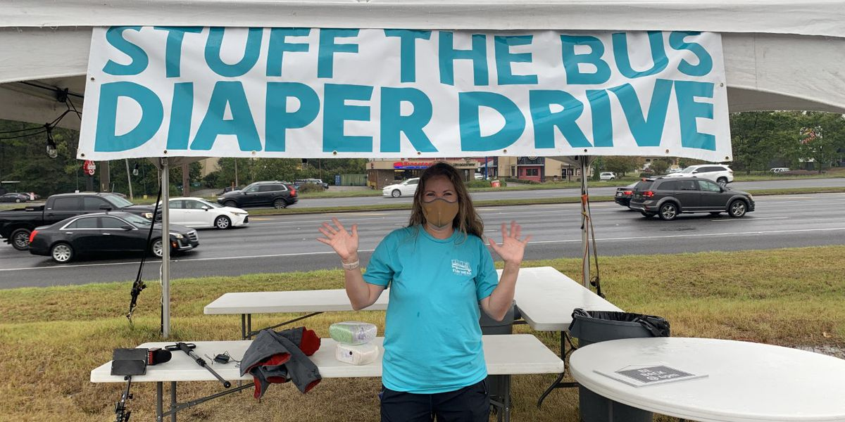 Stuff the Bus: Bundles of Hope determined to collect 350K diapers