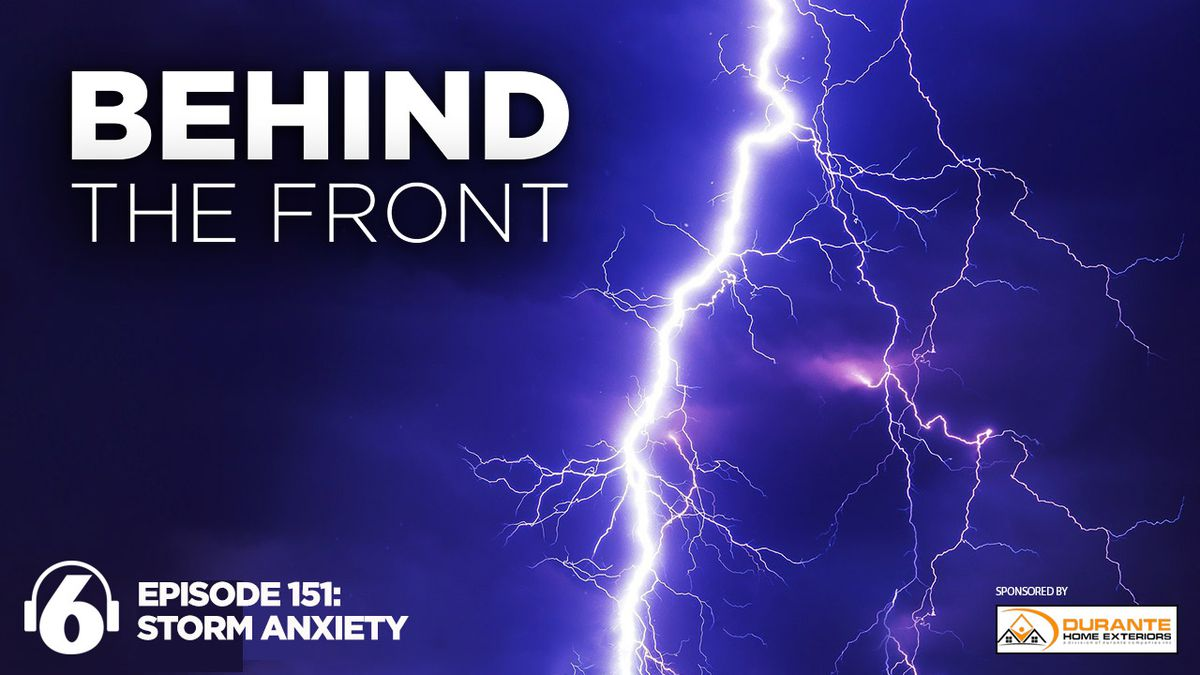 Behind the Front: Storm Anxiety