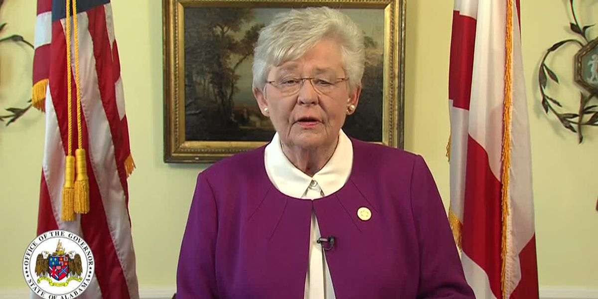 Gov. Ivey to give COVID-19 update Wednesday morning
