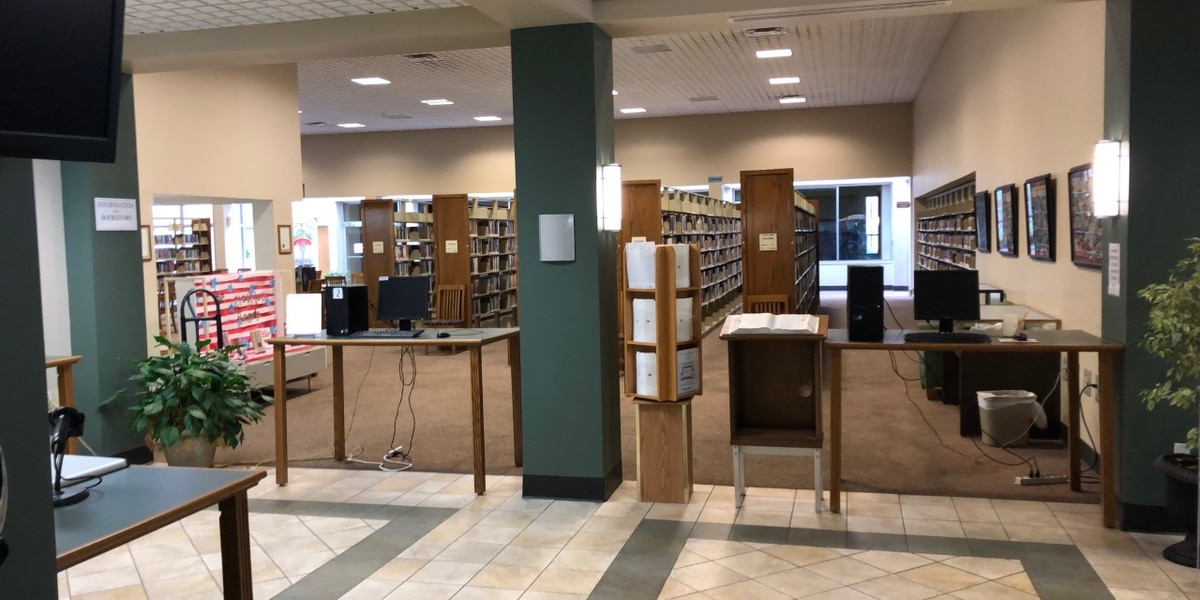 Spike in COVID-19 cases delays reopening of Gadsden Public Library