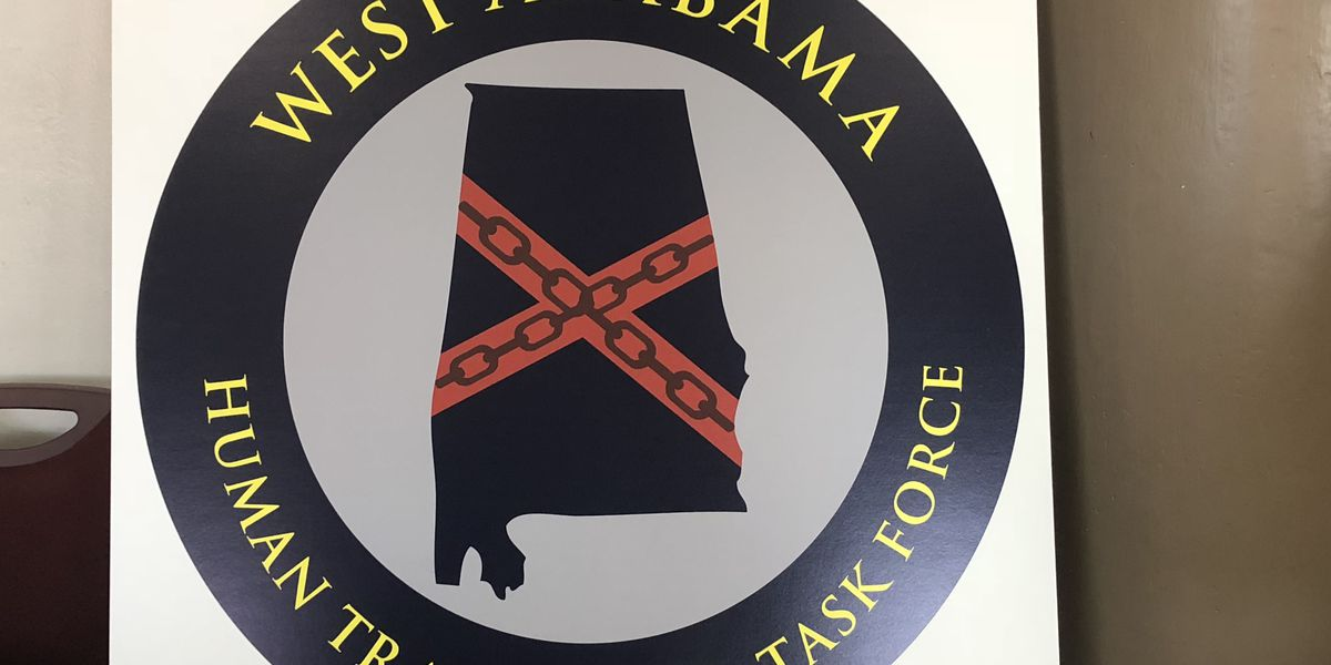 Human trafficking task force combines efforts of 4 Tuscaloosa police agencies