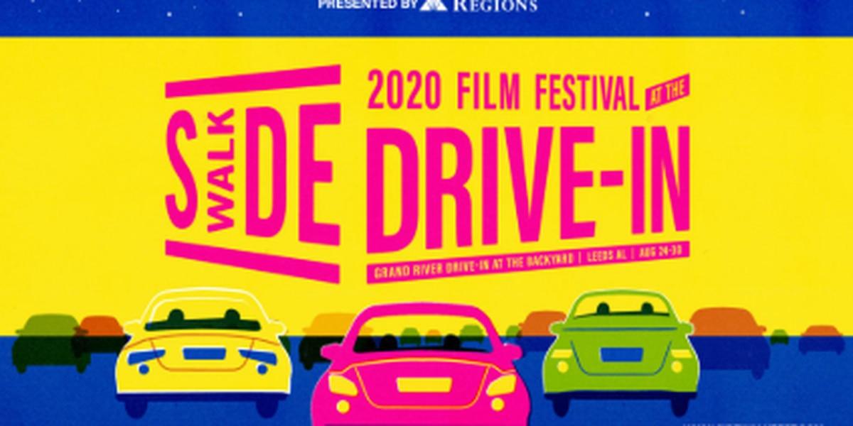 Sidewalk film festival driving to a new spot