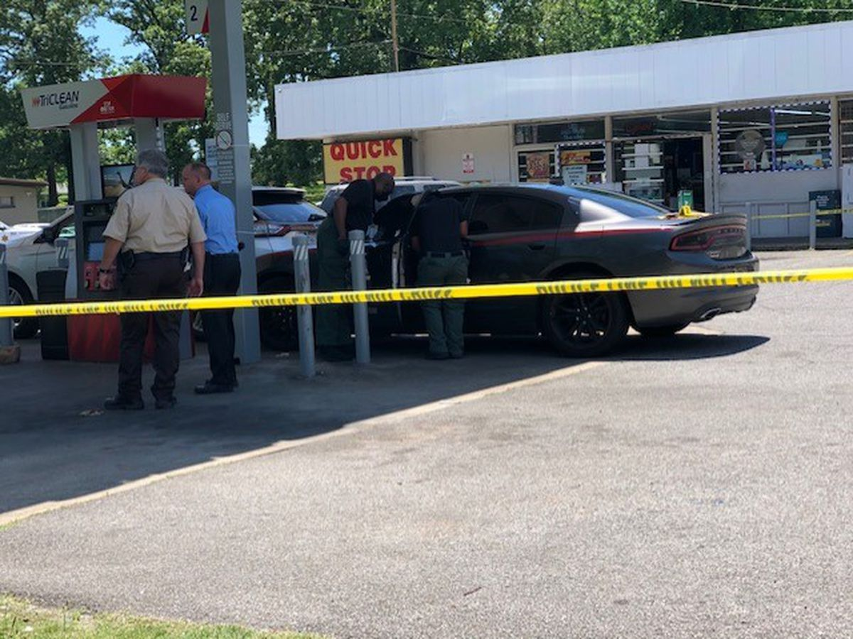 Man charged with capital murder after shooting outside Fairfield gas station