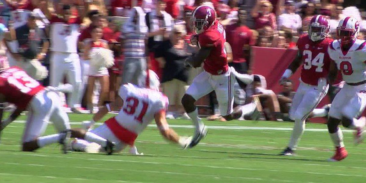 Karle's Korner: Studs and Duds from Alabama's 38-10 win over Western Kentucky