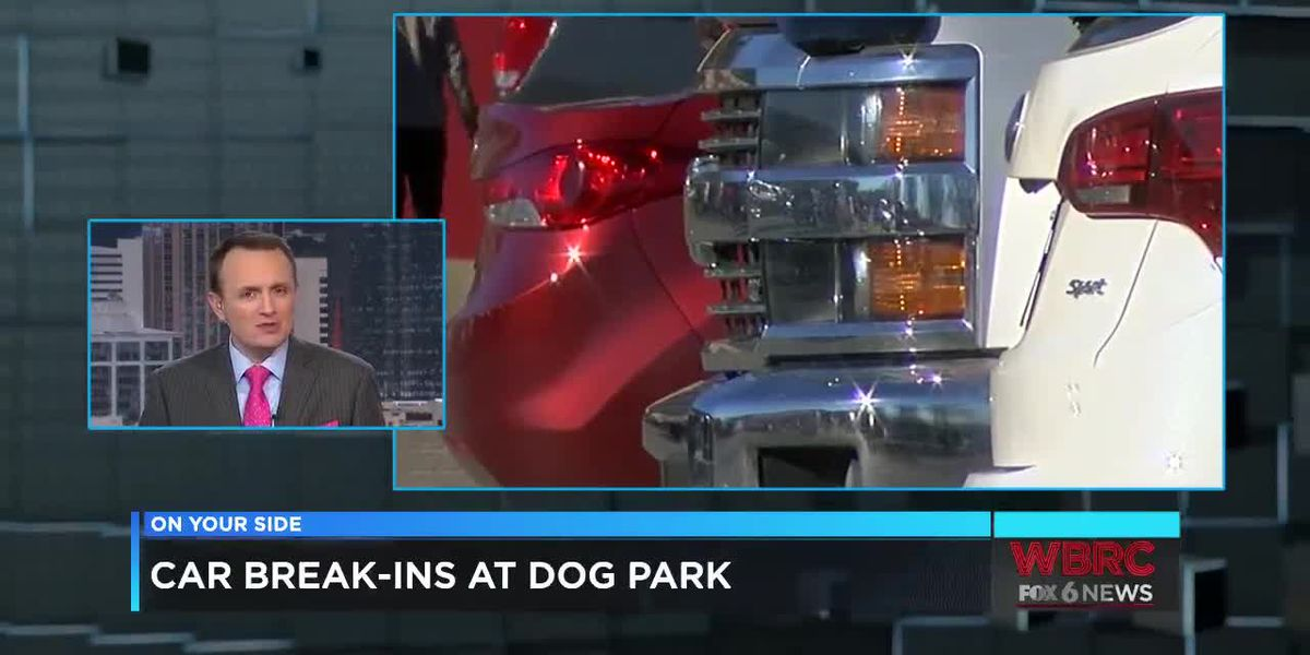 Break-ins at Shelby Co. dog park
