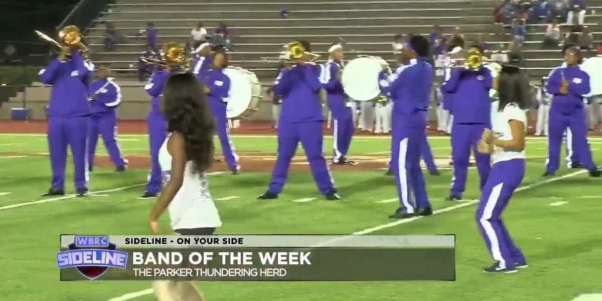 SIDELINE 2018 Week 9: Band of the Week