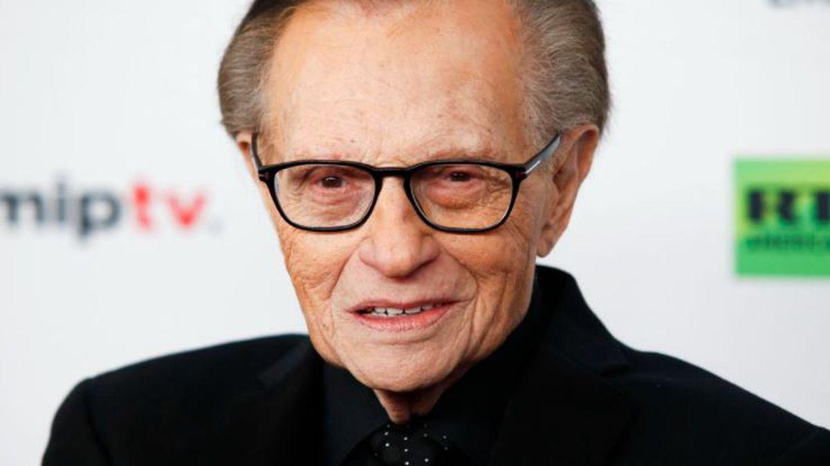 Veteran talk show host, Larry King, dead at age 87