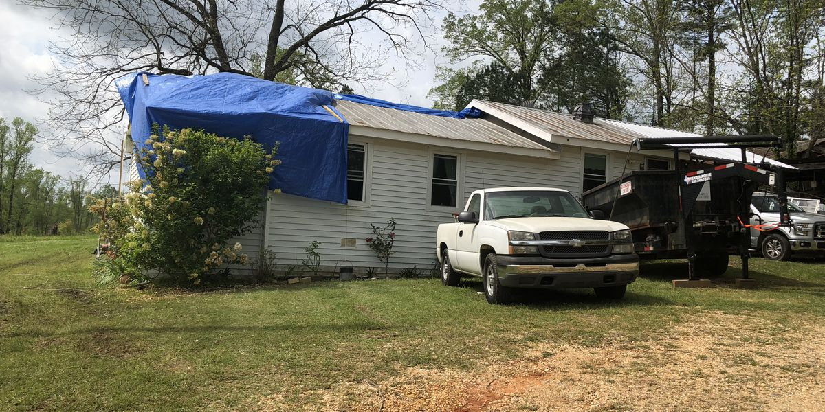 Cleanup continues in Tuscaloosa Co as area braces for more severe weather