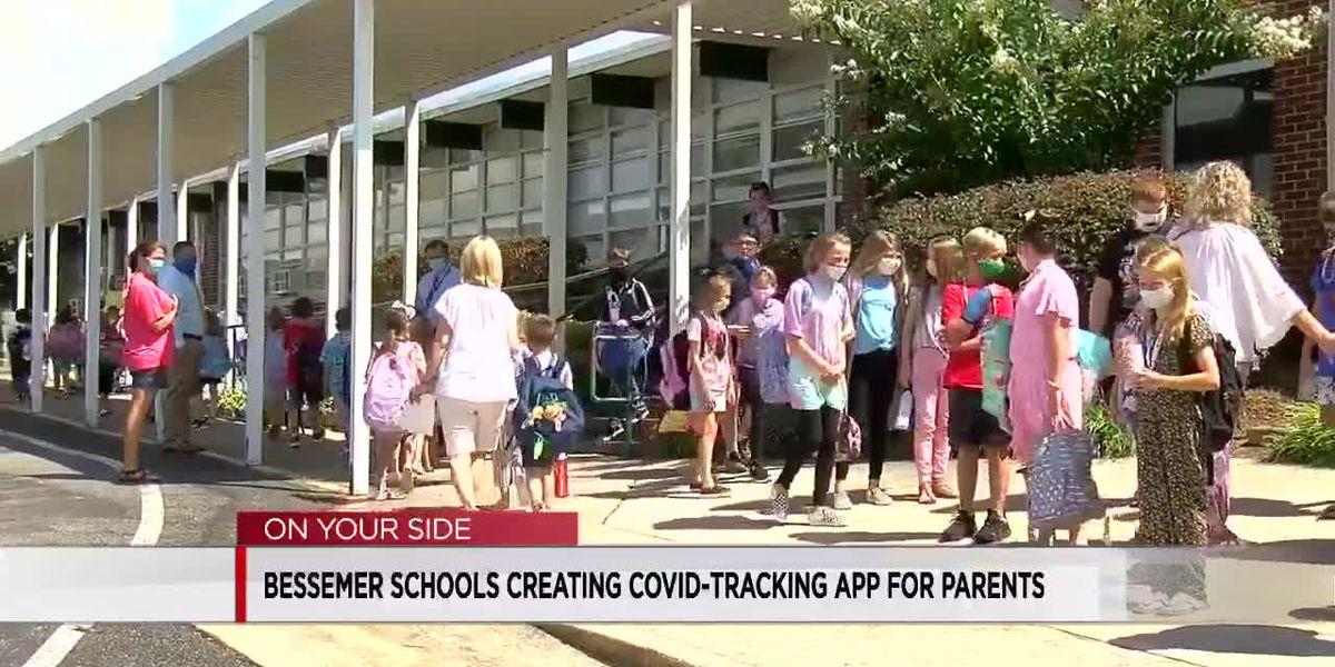 Bessemer City Schools releasing a district COVID-19 dashboard app