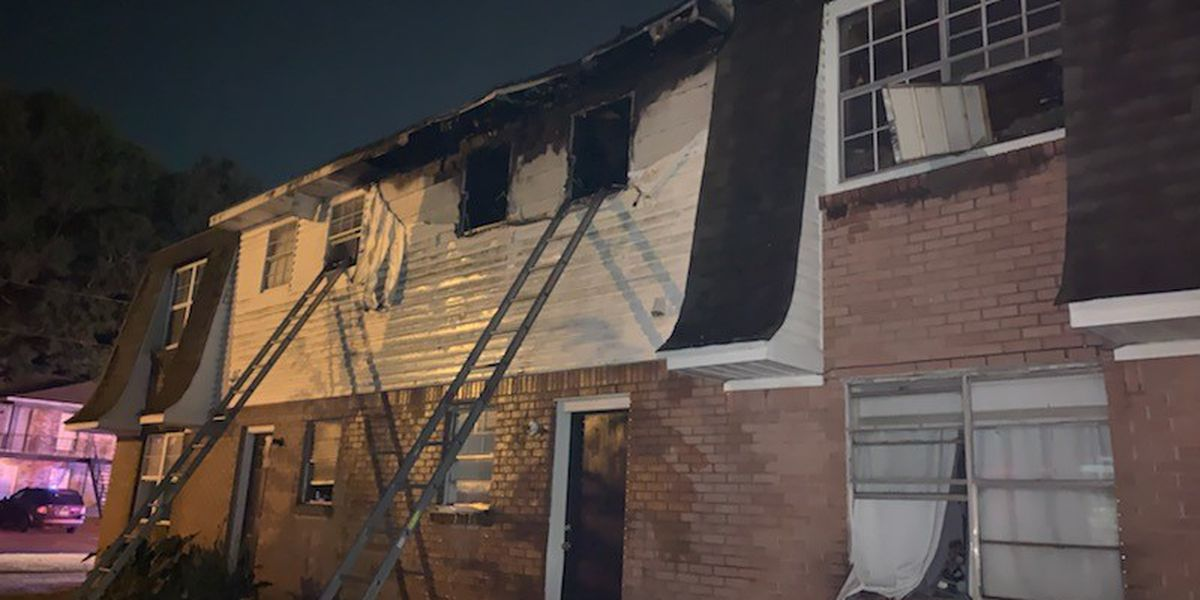 1 person dies in fire at Tuscaloosa apartment complex