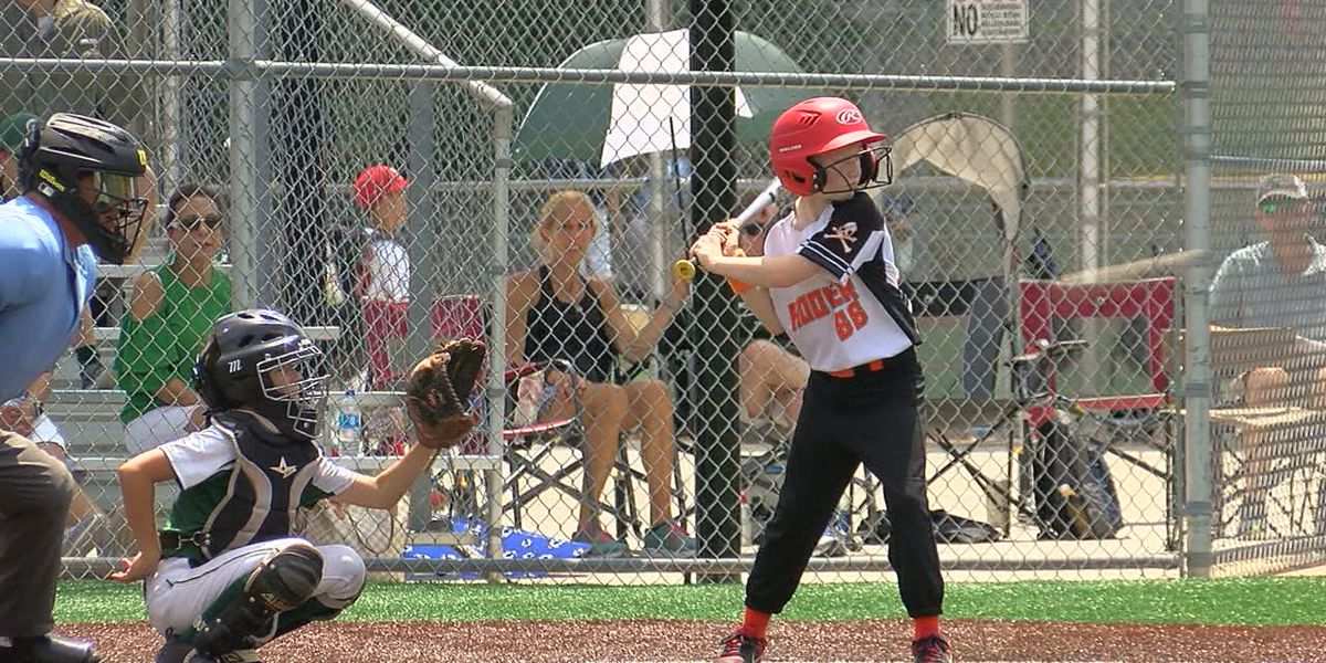 Games resume for Youth Baseball in the area
