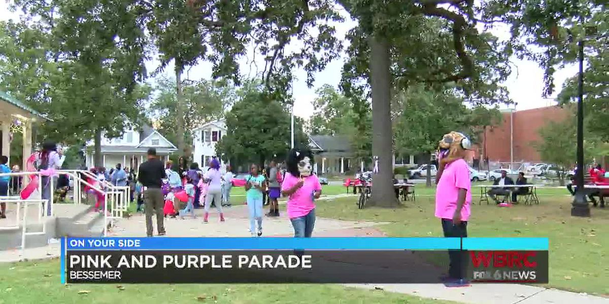 VIDEO: 2018 Pink and Purple Parade