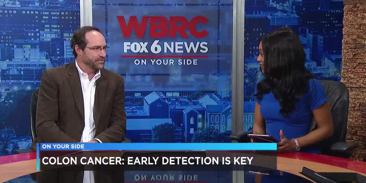 Colon Cancer: Early detection is key