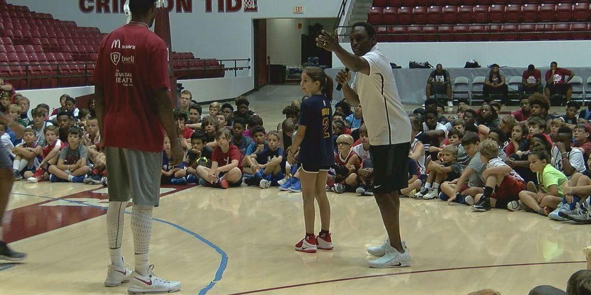 Registration open for Avery Johnson basketball camps