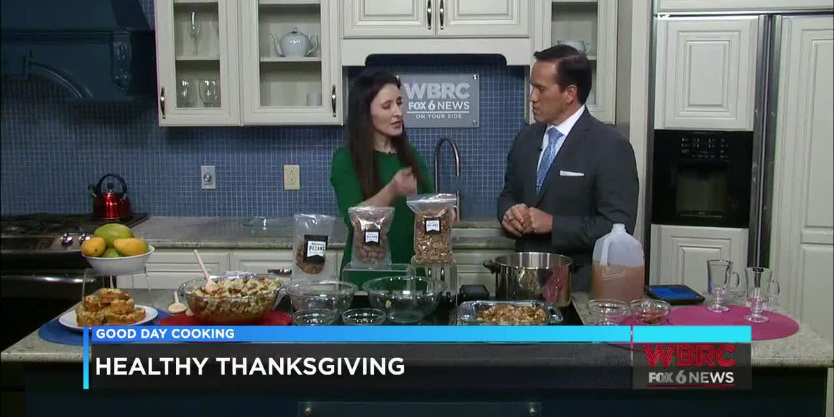 Nutritionist Marie Spano: Healthy Thanksgiving