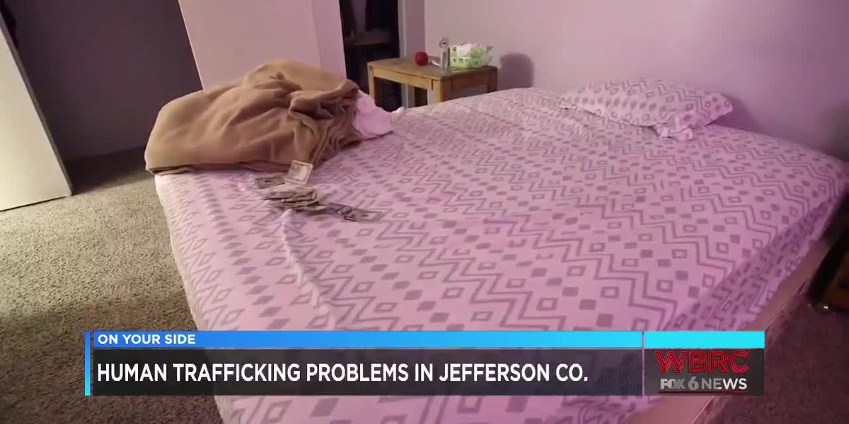 Human trafficking problems in Jefferson County