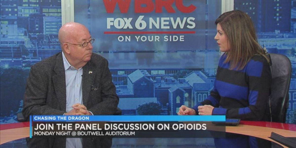 Chasing the Dragon opioid panel