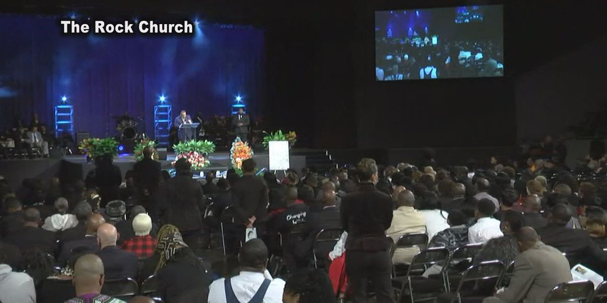 Funeral service held to honor life of EJ Bradford
