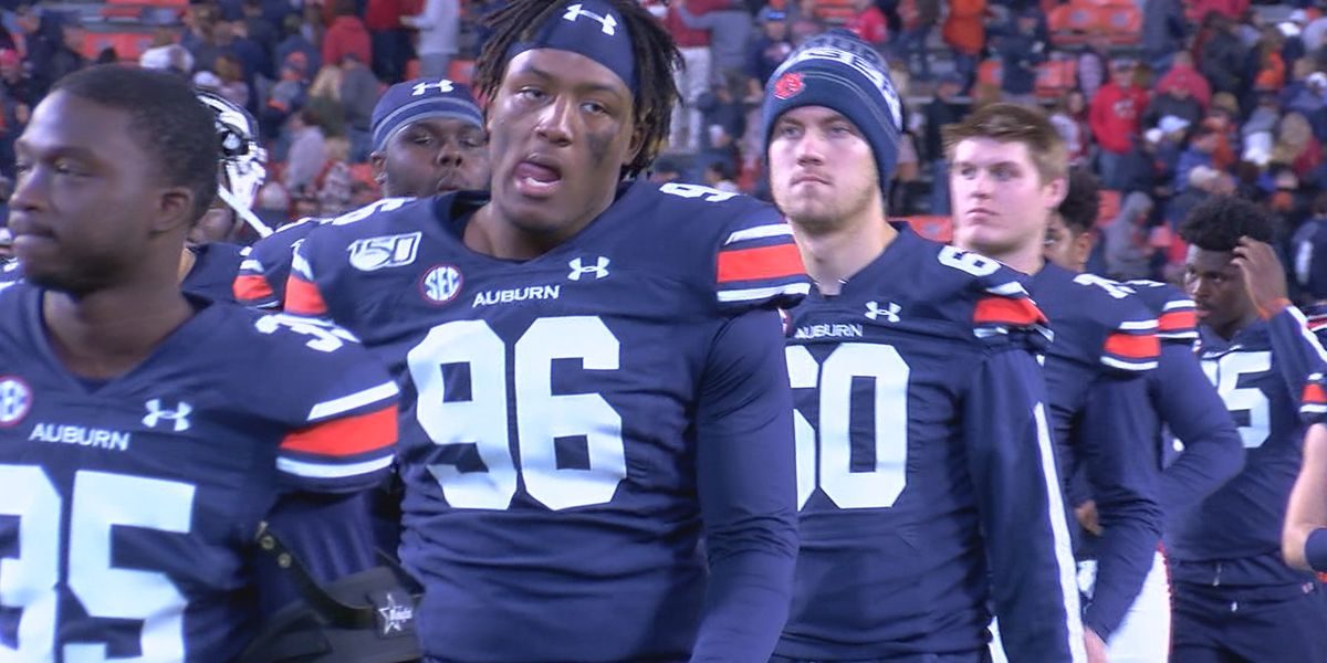 """Big picture"" taken away as Auburn falls to Georgia for 12th time in 15 years"