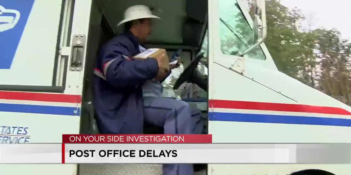 Post office delays