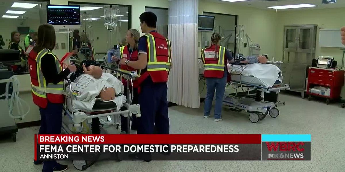 Anniston's Center for Domestic Preparedness to stop onsite training in wake of COVID-19 concerns