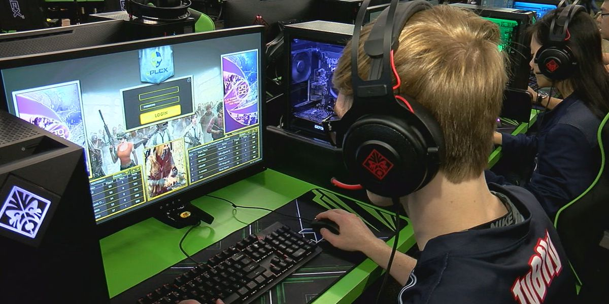 AHSAA holds eSports State Championships at new E-Plex in Birmingham