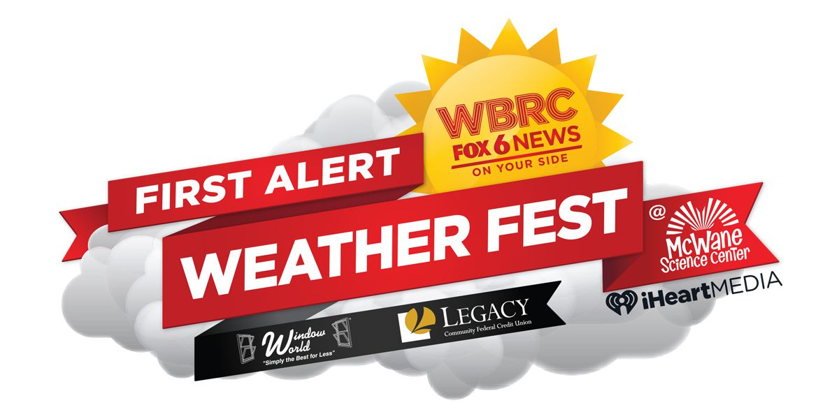 WBRC First Alert Weather Fest at McWane Science Center