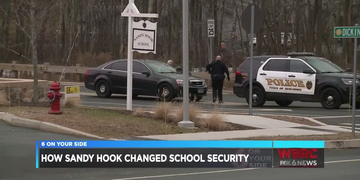 How Sandy Hook School shooting changed security