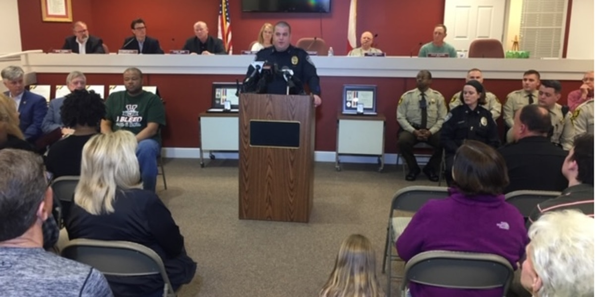 Brookside and Jefferson County heroes awarded for bravery in kidnapping case