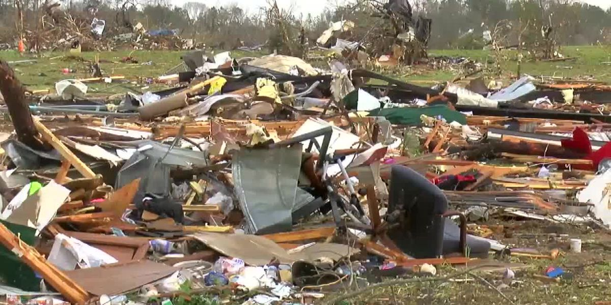 From heartbreaking loss to tears of joy, a Chilton Co. family experiences both after a tornado