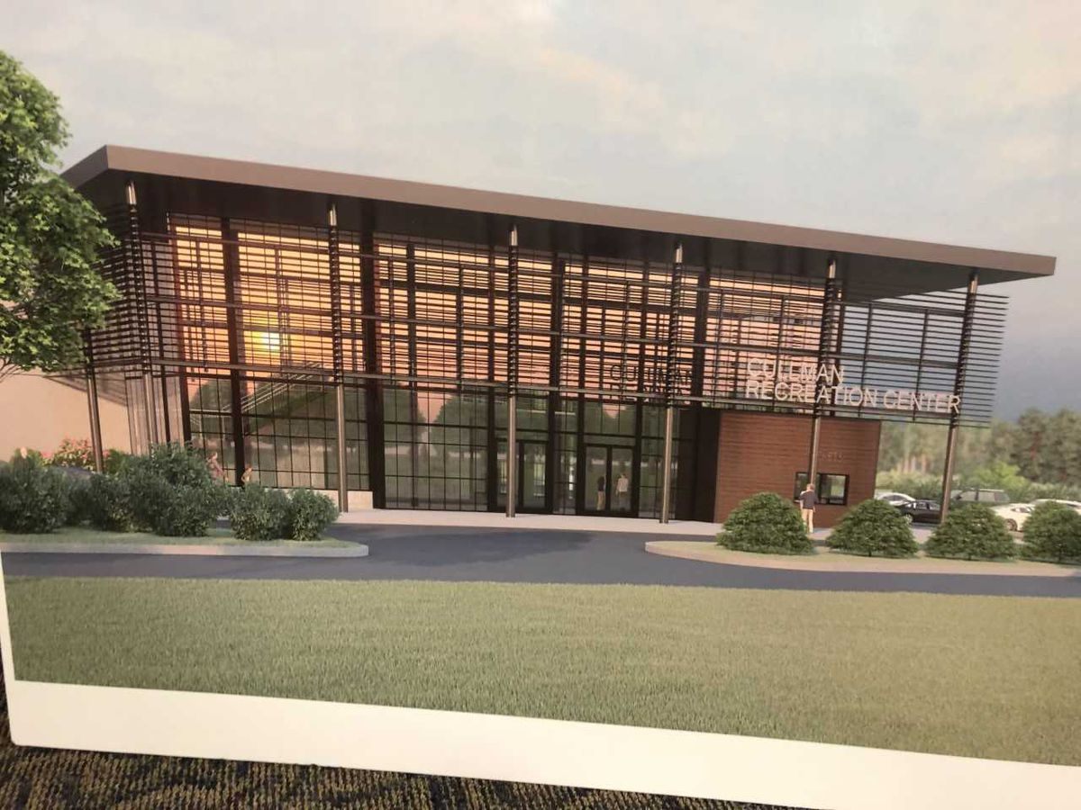 Cullman unveils plans for indoor sports complex
