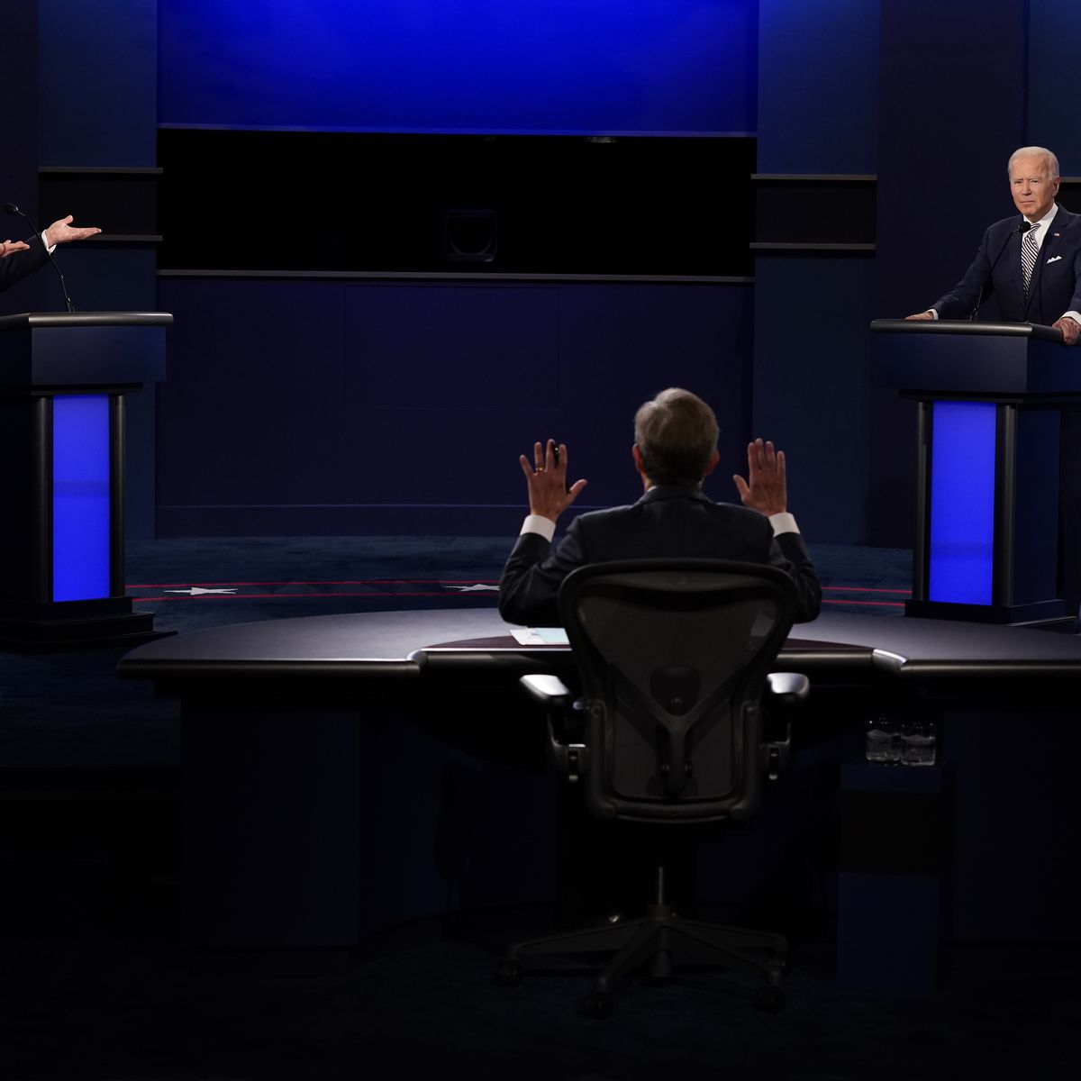 AP FACT CHECK: Claims from Trump and Biden's first debate