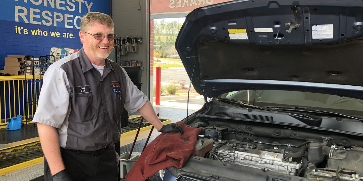 Changing oil, Changing Lives: Express Oil Change and Tire Engineers team up to support Children's Hospital