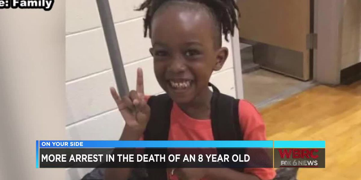 More arrest in the death of an 8 year old