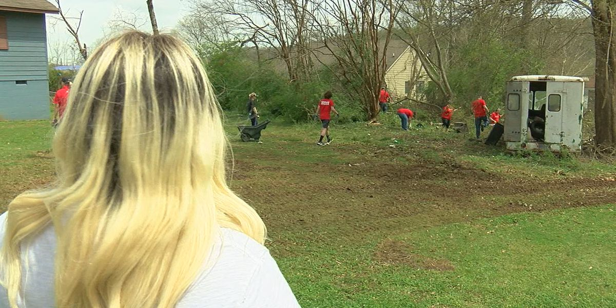 Cleanup continues in Helena, donations needed off Cunningham Road