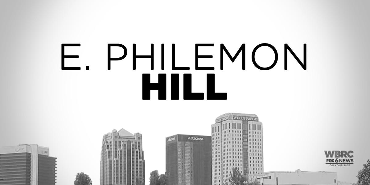 Meet the Candidates: E. Philemon Hill