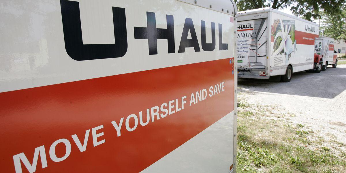 U-Haul offering 30 days free storage in B'ham