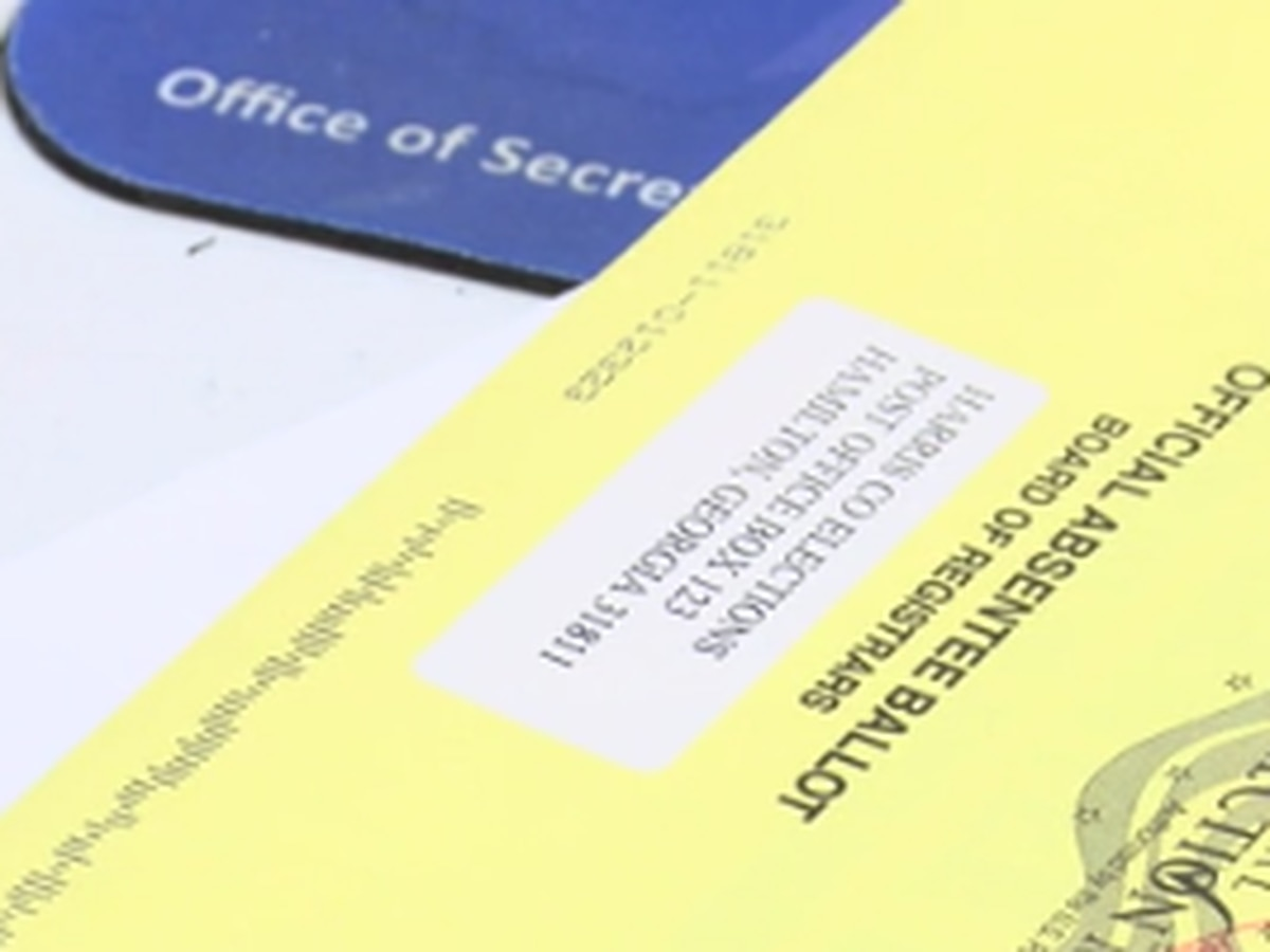 Election audit finds votes not uploaded in Fayette County, Ga.